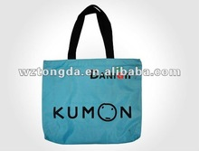 2012 the newest high quality shopping bag oxford fabric bag oxford bag
