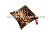 printed/animal skin/sofa/polyester cushion/pillow/cushion cover