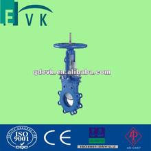 Cast Iron/Ductile Iron Wafer Knife Gate Valve