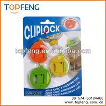 Bag Clip 6pcs, bag sealer clip