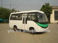 EQ6550KC01 Diesel Engine 15 Seats Mini Bus Price
