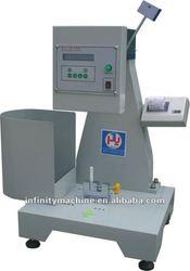 IZOD or CHARPY Pendulum impact test apparatus