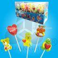 jalea de frutas lollipop