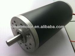 O.D80mm High Torque 12v 24v 48v DC Electric Motors