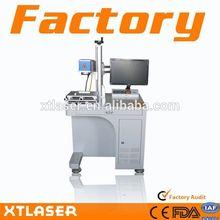 10w / 20W / 50w /100w Jewelry/ring/pipe/hardware/plastic Mini Jewelry laser engraving machine