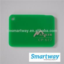 color plexiglass sheet thickness