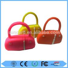 Custom design bag shaped usb flash drive with low price