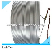 aluminium pen tube,pipe A1070,1060,1050 for Refrigerations