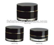 cheap 50g acrylic cosmetic jar