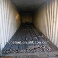 Material equivalente ss400/redonda de acero dulce/barra cuadrada ss400/q235 propiedades mecánicas