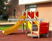 children wood playground equipment,playground slide,new toys for 2012