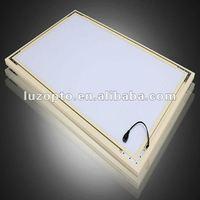 led light box signboard,aluminum frame led light box