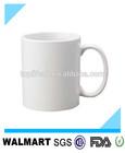T1022-2 Wholesale Blank White 11oz Ceramic Coffee Sublimation Mug