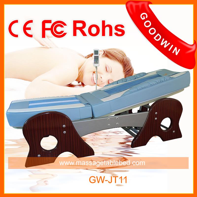 массажная кровать нефрит