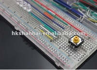 breadboard jumper electrical cable wire the bread plate Assistant bread plate line 14 length of 140 high-quality jumper