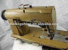 second hand japan made brother twin needle industrial sewing machines