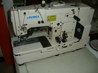 used japan button hole industrial sewing machine juki lbh-781