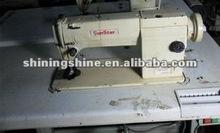 large stock used korea sunstar industrial sewing machine
