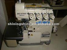 large stock used japan juki overlock sewing machine