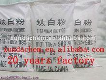 Rutile/Anatase Titanium Dioxide