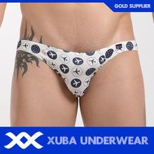 2014 cotton cheap men's briefs sexy men underwear