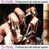 16pcs gold self-adhesive nail foil sticker metallic nail foil wrap