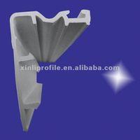 upvc plastic sliding/casement window&door profiles many colors