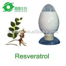 Natural Resveratrol Ingredient for Body Slimming, Anti-aging, Skin Whitening