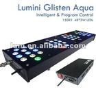"""lumini Dimmable 48"""" CREE 150 LEDs aquarium led clip light"""