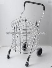Foldable Aluminum Shopping Cart