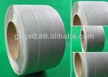 2012 white polypropylene strapping band