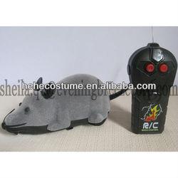 wholesale flock rc mouse toy