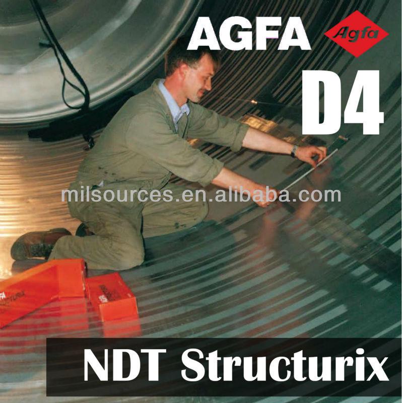 Agfa D4 / Structurix NDT X - ray ( radiografía ) película