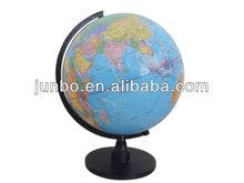 Plastic world globe 32cm
