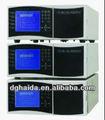 Alto- rendimiento de la cromatografía de gas equipos