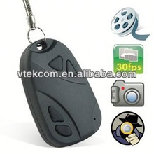 High quality and competitive Carkey mini camera keychain