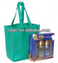 4 drink bottles carry bag