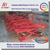 Electric Hydraulic Scissor Motorcycle Lift Table AX-2012A-4