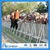 Road Barrier/ Aluminum Temporary Fence/ Crowd Control Concert Barricade(V)