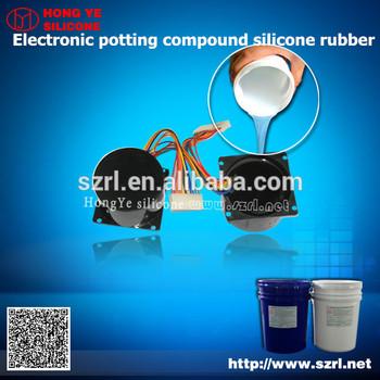 Silicone sealant, rtv silicon rubber for potting