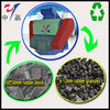 Renewable waste tire recycle rubber powder processing equipment