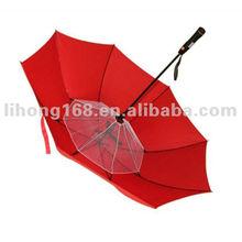 luxury sun fan umbrella for sun