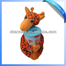 Unique giraffe piggy banks