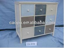 Retorstyle cabinet design/ wooden furniture/wood color cabinet
