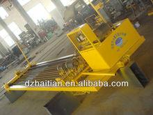 Interior vibration hollow core floor slab machine LMJ220X1200