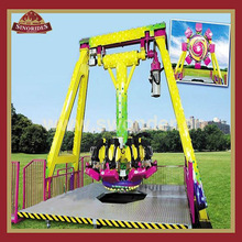 Swing pendulum mini amusement rides
