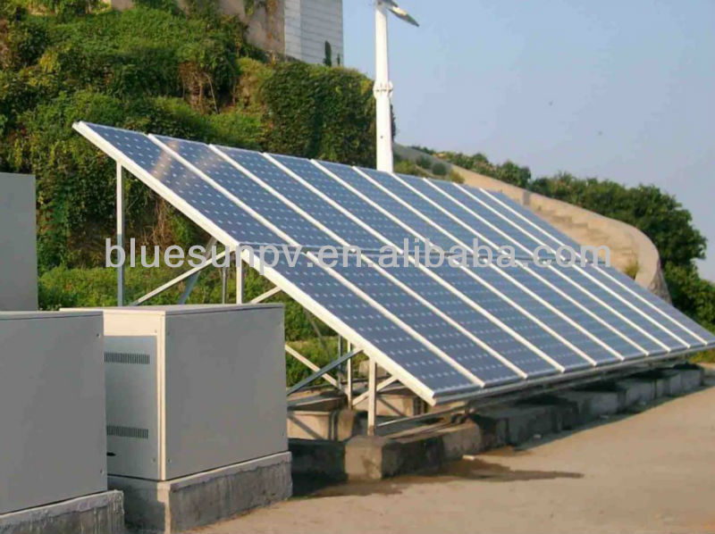 High Efficiency poly 300W best price per watt solar panels in india