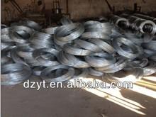 gavanized iron wire 8KG middle east market