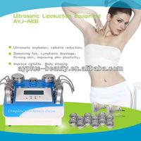 portable cavitation ultrasound weight loss machine/cavitacion adelgazamiento/cavitacao emagrecimento/kavitacio kar AYJ-A830 (CE)
