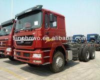 SINOTRUK tractor truck 2